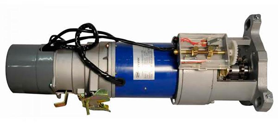 Motor para Portas de Aço