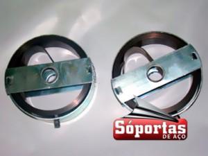 Mola para porta de aço de enrolar e fitas de aço